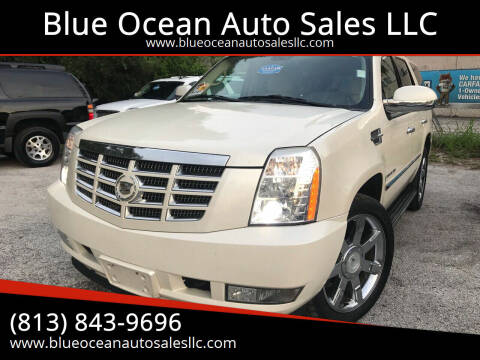 2008 Cadillac Escalade for sale at Blue Ocean Auto Sales LLC in Tampa FL