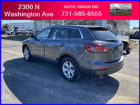 2015 Mazda CX-9 for sale at Auto Vision Inc. in Brownsville TN