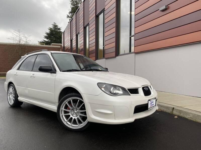 2007 Subaru Impreza for sale at DAILY DEALS AUTO SALES in Seattle WA