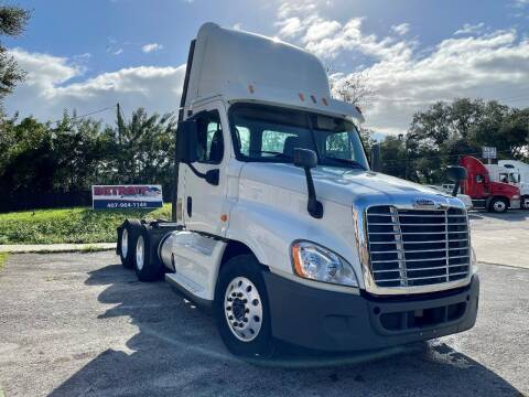 2013 Freightliner Cascadia for sale at Detroit Cars and Trucks in Orlando FL