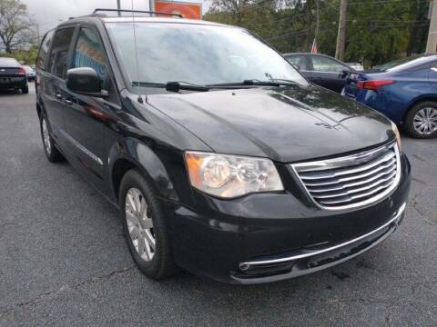 2015 Chrysler Town and Country for sale at Dad's Auto Sales in Newport News VA