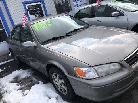 2000 Toyota Camry for sale at Klein on Vine in Cincinnati OH