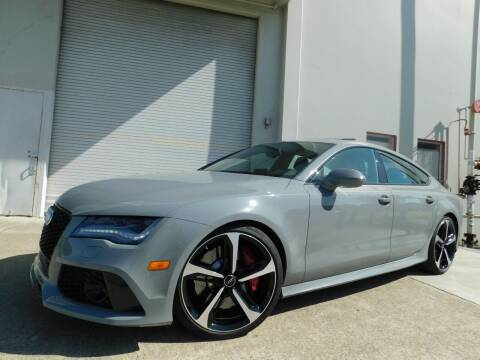 2014 Audi RS 7 for sale at Conti Auto Sales Inc in Burlingame CA