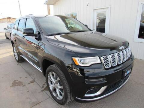 2021 Jeep Grand Cherokee for sale at TWIN RIVERS CHRYSLER JEEP DODGE RAM in Beatrice NE