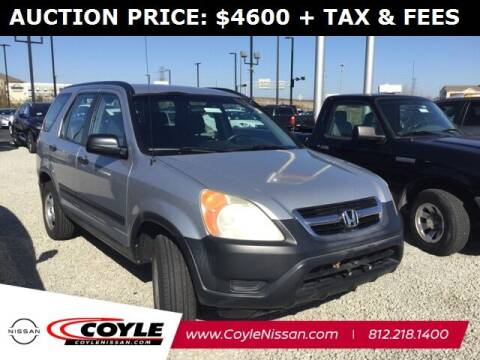 2004 Honda CR-V for sale at COYLE GM - COYLE NISSAN - Coyle Nissan in Clarksville IN
