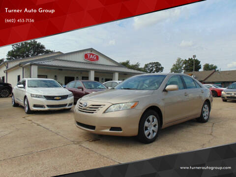 2009 Toyota Camry for sale at Turner Auto Group in Greenwood MS