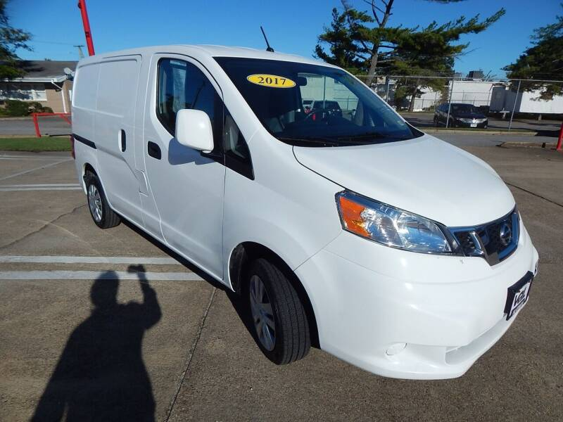 2017 Nissan NV200 for sale at Vail Automotive in Norfolk VA