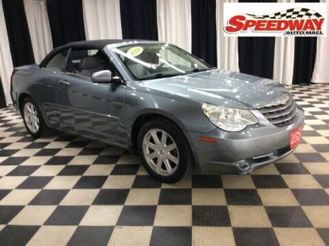 2008 Chrysler Sebring for sale at SPEEDWAY AUTO MALL INC in Machesney Park IL