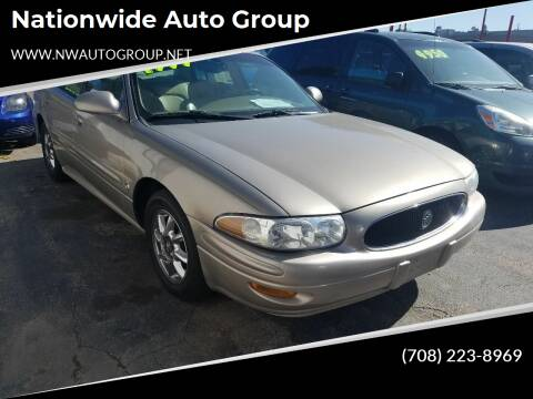 2004 Buick LeSabre for sale at Nationwide Auto Group in Melrose Park IL