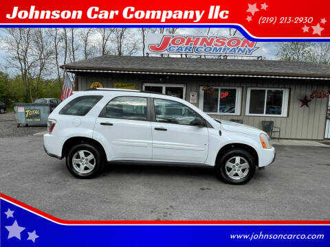 2006 Chevrolet Equinox for sale at Johnson Car Company llc in Crown Point IN