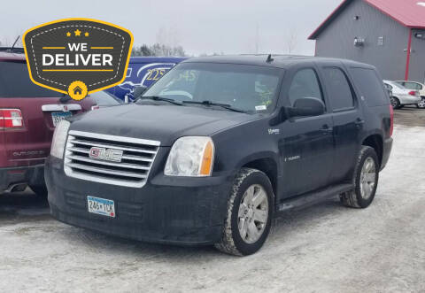 2009 GMC Yukon for sale at Tower Motors in Brainerd MN