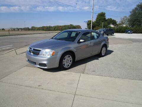 2013 Dodge Avenger for sale at Dunlap Motors in Dunlap IL