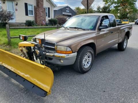 2001 Dodge Dakota for sale at MX Motors LLC in Ashland MA
