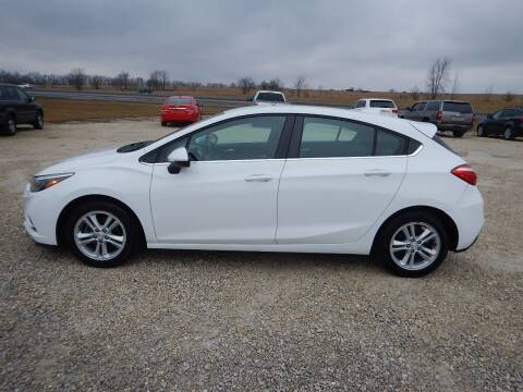 2017 Chevrolet Cruze for sale at All Terrain Sales in Eugene MO