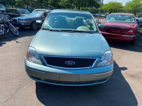 2006 Ford Five Hundred for sale at Vuolo Auto Sales in North Haven CT