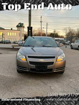2012 Chevrolet Malibu for sale at Top End Auto in North Atteboro MA