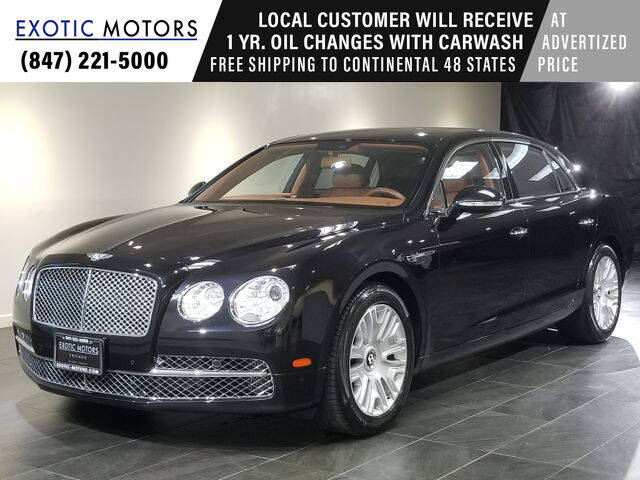 2014 Bentley Flying Spur for sale in Rolling Meadows, IL