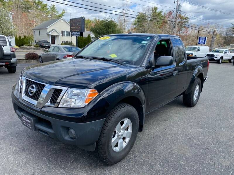 2012 Nissan Frontier for sale at Platinum Auto in Abington MA