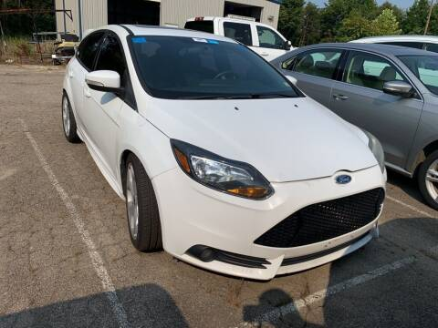 2014 Ford Focus for sale at Smart Chevrolet in Madison NC