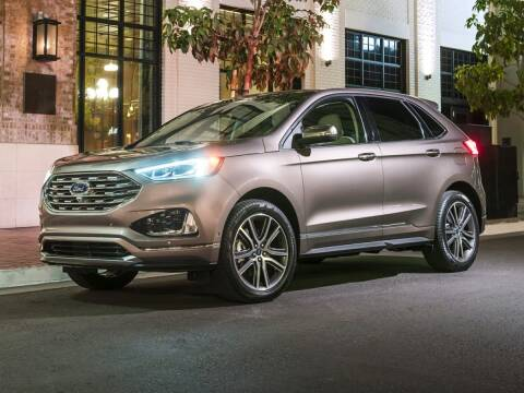 2019 Ford Edge for sale at Radley Cadillac in Fredericksburg VA
