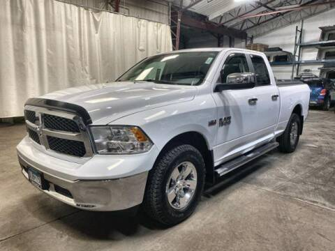 2017 RAM Ram Pickup 1500 for sale at Waconia Auto Detail in Waconia MN