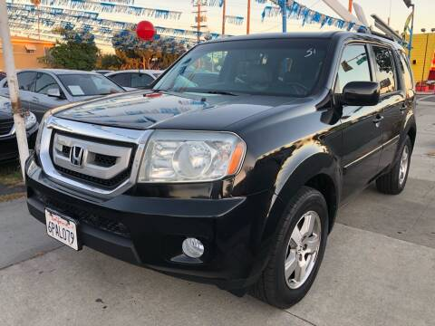 2011 Honda Pilot for sale at Plaza Auto Sales in Los Angeles CA