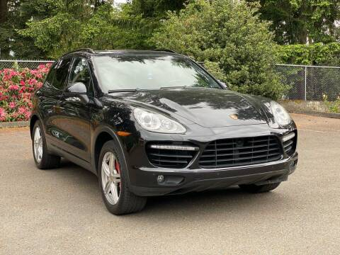 2012 Porsche Cayenne for sale at Lux Motors in Tacoma WA