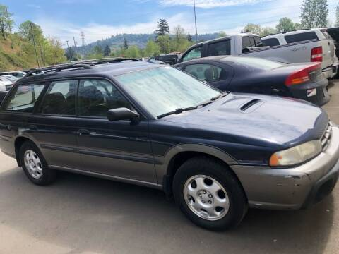 1997 Subaru Legacy for sale at Blue Line Auto Group in Portland OR
