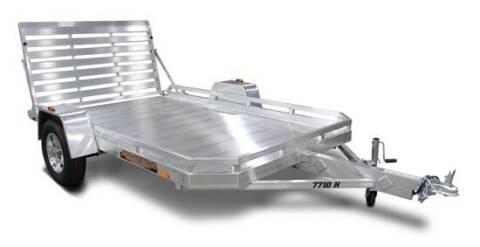 2022 Aluma 7712 for sale at ALL STAR TRAILERS Utilities in , NE