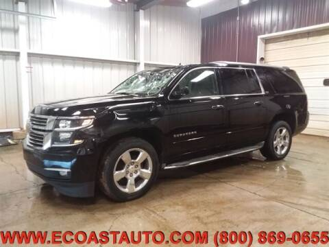 2015 Chevrolet Suburban for sale at East Coast Auto Source Inc. in Bedford VA