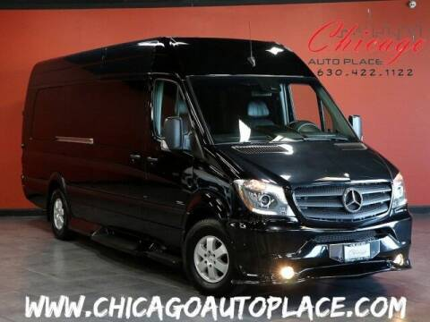 2015 Mercedes-Benz Sprinter Cargo for sale at Chicago Auto Place in Bensenville IL