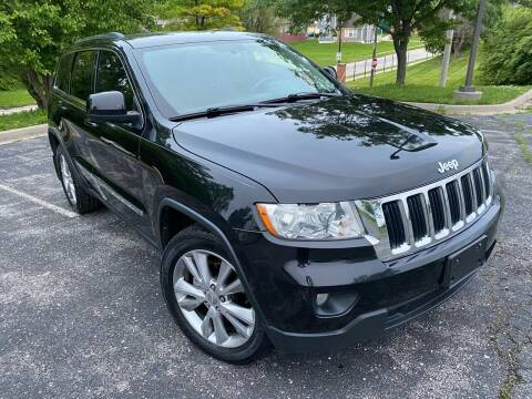 2012 Jeep Grand Cherokee for sale at Supreme Auto Gallery LLC in Kansas City MO