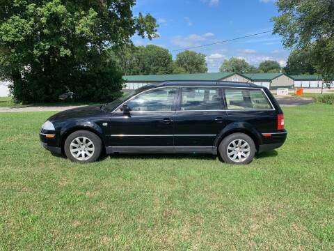2001 Volkswagen Passat for sale at Velp Avenue Motors LLC in Green Bay WI