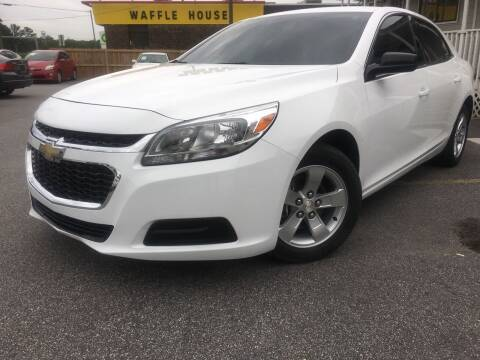 2016 Chevrolet Malibu Limited for sale at Georgia Car Shop in Marietta GA