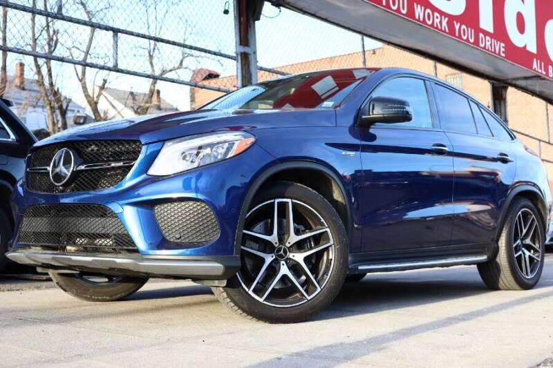 2017 Mercedes-Benz GLE for sale at HILLSIDE AUTO MALL INC in Jamaica NY