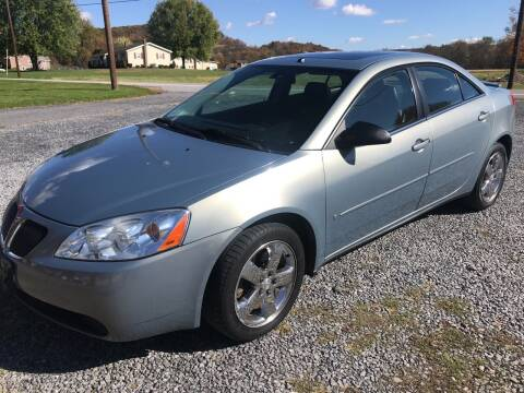 2007 Pontiac G6 for sale at CESSNA MOTORS INC in Bedford PA