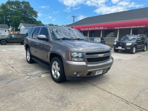 2013 Chevrolet Tahoe for sale at Taylor Auto Sales Inc in Lyman SC