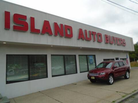 2014 Jeep Compass for sale at Island Auto Buyers in West Babylon NY