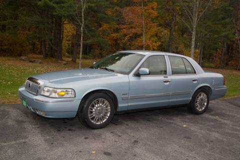 2010 Mercury Grand Marquis for sale at Essex Motorsport, LLC in Essex Junction VT