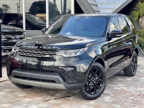 2017 Land Rover Discovery for sale at Unique Motors of Tampa in Tampa FL