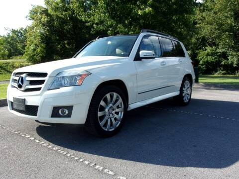 2010 Mercedes-Benz GLK for sale at Unique Auto Brokers in Kingsport TN