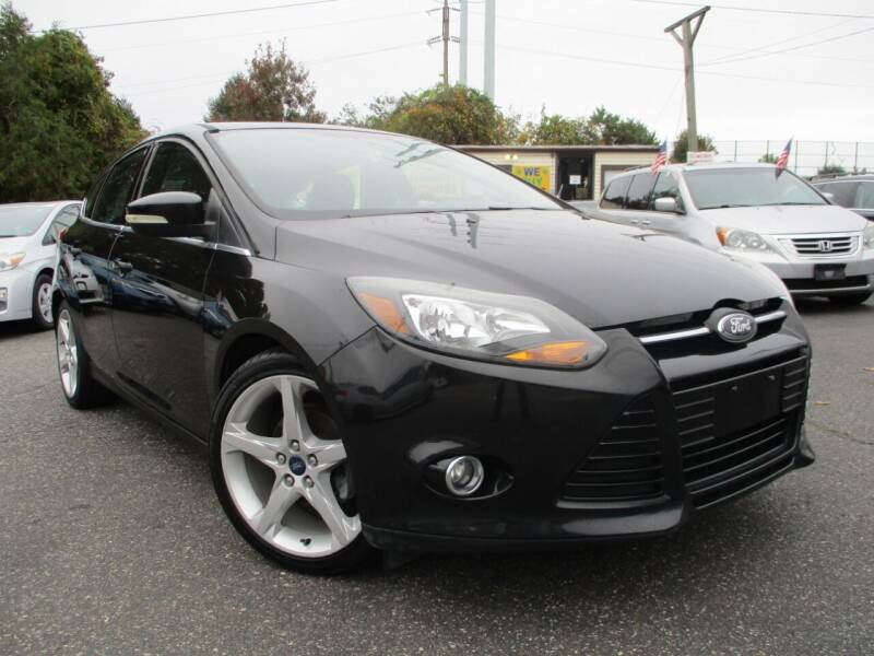 2013 Ford Focus for sale at Unlimited Auto Sales Inc. in Mount Sinai NY