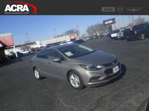 2018 Chevrolet Cruze for sale at BuyRight Auto in Greensburg IN