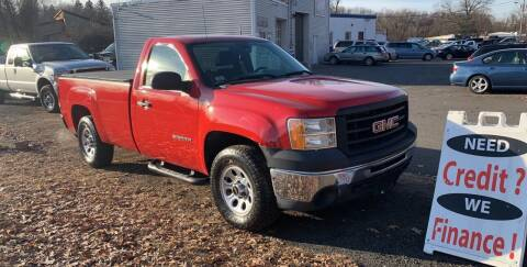 2010 GMC Sierra 1500 for sale at Manchester Auto Sales in Manchester CT