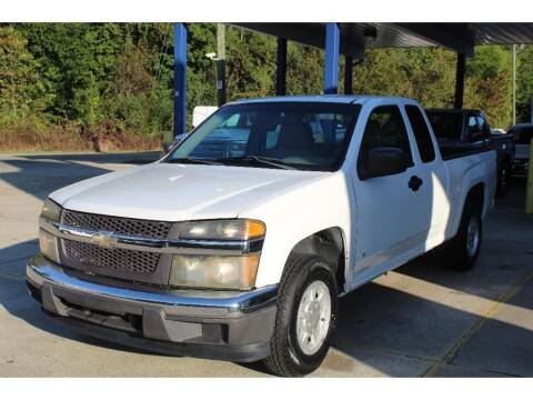 2006 Chevrolet Colorado for sale at Inline Auto Sales in Fuquay Varina NC