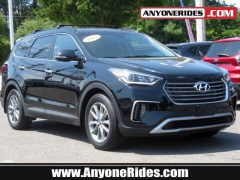 2017 Hyundai Santa Fe for sale at ANYONERIDES.COM in Kingsville MD