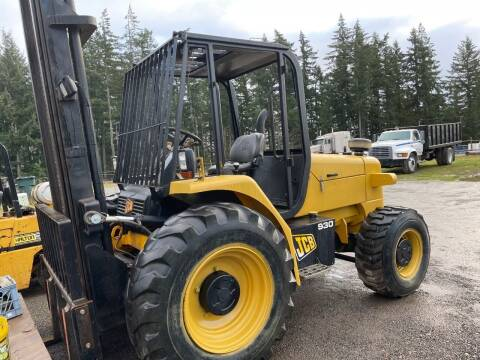 2012 JCB 930 for sale at DirtWorx Equipment in Woodland WA