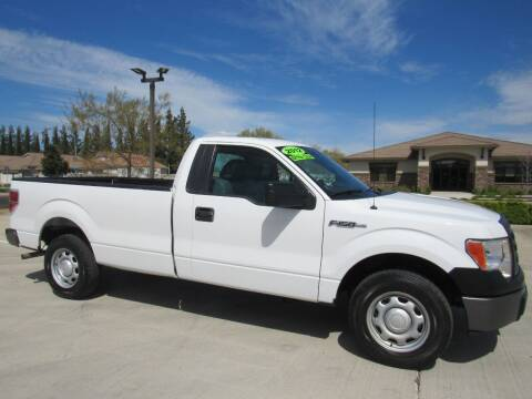 2012 Ford F-150 for sale at Repeat Auto Sales Inc. in Manteca CA