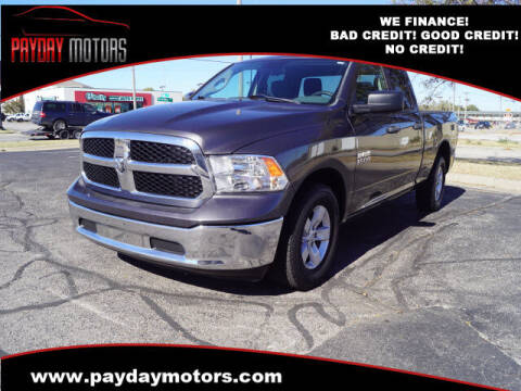 2015 RAM Ram Pickup 1500 for sale at Payday Motors in Wichita And Topeka KS