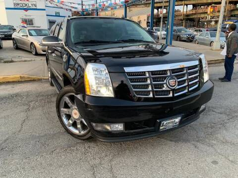 2013 Cadillac Escalade ESV for sale at Excellence Auto Trade 1 Corp in Brooklyn NY